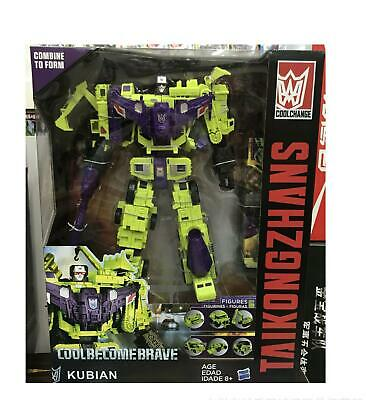 NEW Transformers Hasbro IDW Devastator Figure KO IN BOX