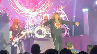 "WHITESNAKE DVD Live April 25, 2019 at Hard Rock in Hollywood, FL ""FLESH & BLOOD"""