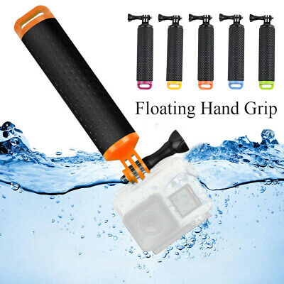 Waterproof Floating Sport Grip For Go Pro Hero 7 6 5 4 3+ 2 Handler Accessories