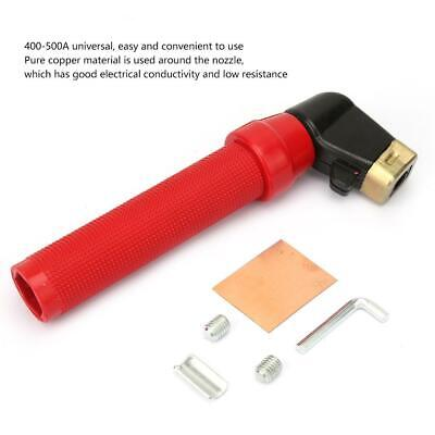 American Style 400A Welding Electrode Holder Stick Rod Welding Accessories GS