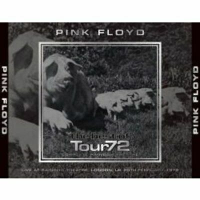 NEW PINK FLOYD THE BEST OF TOUR 72 : COMPLETE RAINBOW THEATRE 3CD#Ke