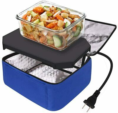 Mini electric 12V insulated restaurant food warmers set portable buffet for car