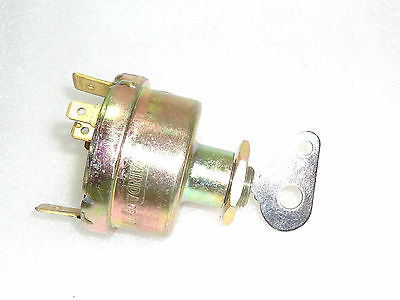 New Ignition Switch For Mahindra / Massey / Ford & Others