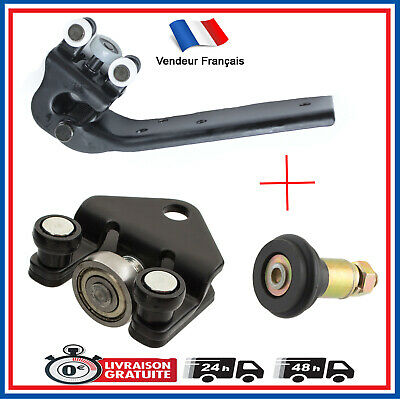 KIT galet guidage porte laterale Droit Renault Master ll & Movano