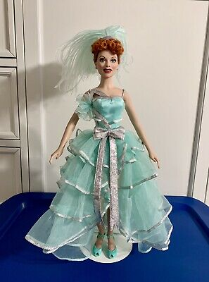Franklin Mint LUCILLE BALL ENSEMBLE ONLY LUCY GETS IN PICTURES EPISODE #116~RARE