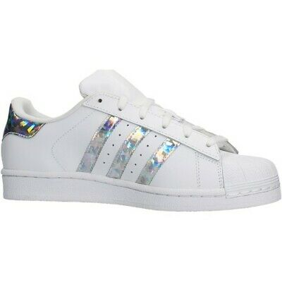 DONNA SCARPE TRAINERS Sneakers ADIDAS ORIGINALS SUPERSTAR J