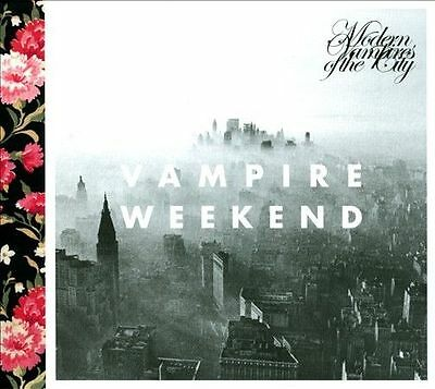 Modern Vampires of the City by Vampire Weekend (CD, May-2013, XL) 10