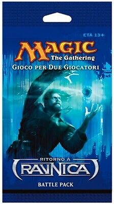 Magic Ritorno A Ravnica Battle Pack Set Mazzo Per Due Giocatori Italiano !