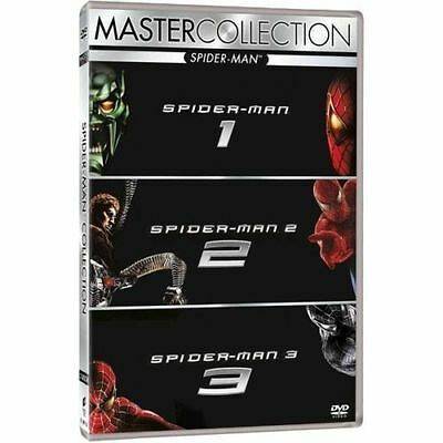 COFANETTO SPIDER-MAN Collection-Box 3 dvd nuovo e sigillato MARVEL
