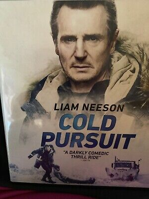 Cold Pursuit 4K Ultra HD with SLIPCOVER