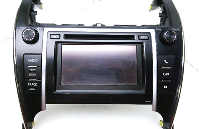 2015 - 2017 Toyota Camry OEM Touch Screen Display AM FM Radio