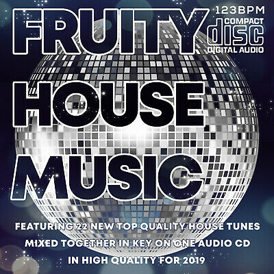 Fruity House Music 2019 NEW DJ MIXED CD 🌟 Real House Club Dance Floor Music 🌟