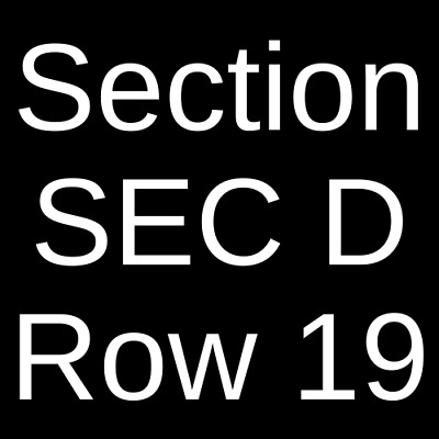 4 Tickets Voyage - A Journey Tribute 8/10/19 Cape Cod Melody Tent Hyannis, MA