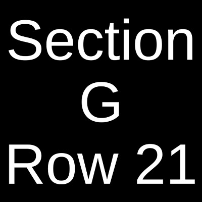 4 Tickets Kip Moore 6/29/19 Cape Cod Melody Tent Hyannis, MA