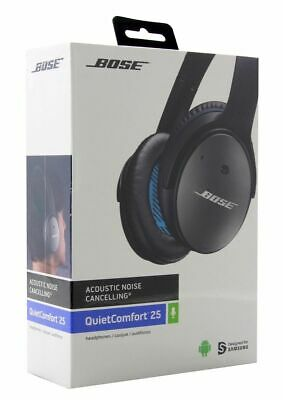 BOSE QC25 QuietComfort 25 for Samsung & Android Noise Cancelling Headphones NEW