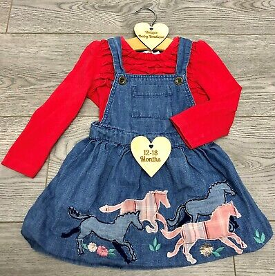 🌸12-18 Months Baby Girls Clothing Multi Listing Outfits Dresses Make a Bundle🌸