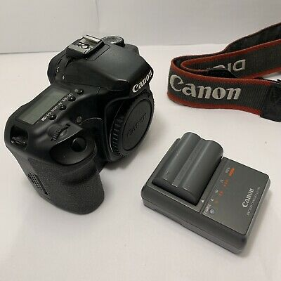 CANON EOS 40D Digital Camera Owners Instruction Manual -Dslr