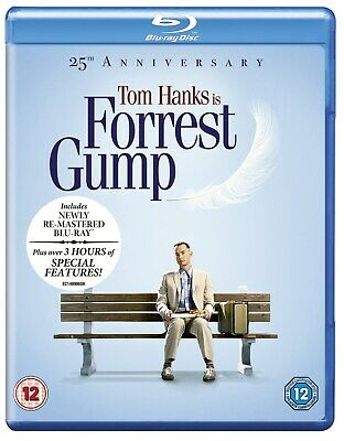 Forrest Gump (25th Anniversary Edition) [Blu-ray]