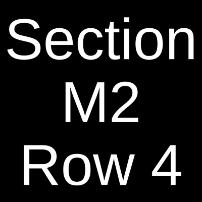 2 Tickets The Killers 7/9/19 The Colosseum At Caesars Windsor Windsor, ON
