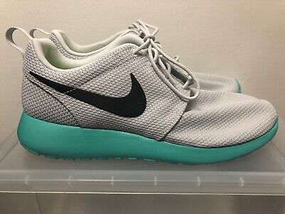 official photos 3d8ee 45689 Nike Roshe Run Calypso 511881-013 Pure Platinum Anthracite Sz 10.5