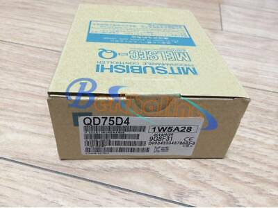 Mitsubishi PLC QD75D4 Positioning Module NEW IN BOX