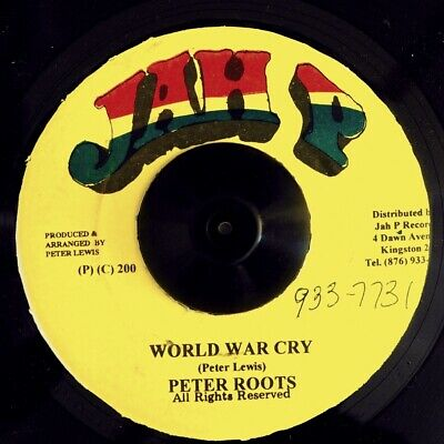Peter Roots - World War Cry  /  Version