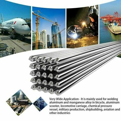 50cm Aluminum Welding Rods New Easy 5/10/20/50Pcs  1.6/2mm