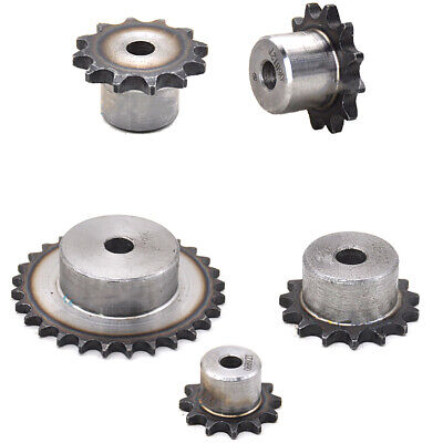 """06B Chain Simplex Sprocket Tooth 9T to 40T Pitch 3/8"""" for #35 Chain Transmission"""