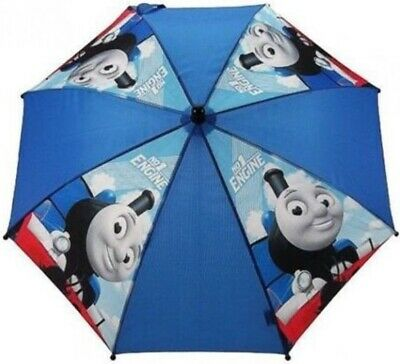 Thomas The Tank Engine Boys Girls Rain Umbrella Kids School Panel Brolly Gift
