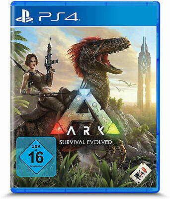 ARK: Survival Evolved (PlayStation PS4) DVD-ROM - NEU & OVP