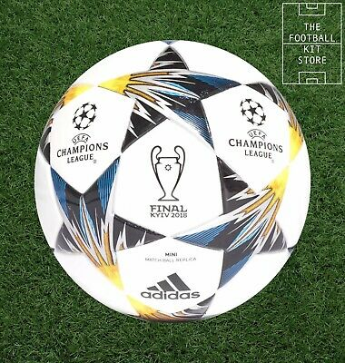 adidas UEFA Champions League Finale 18 Mini Ball - Football