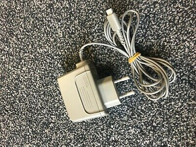 OFFICIAL GENUINE NINTENDO DS LITE NDSL CHARGER POWER ADAPTER   2 PIN  European