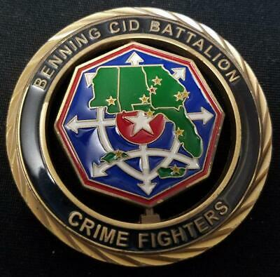 US ARMY CID Criminal Investigation Command 701st Military