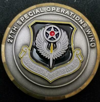 USAF AIR FORCE AFSOC Special Operations Command Chief Master