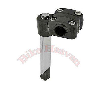 NEW BICYCLE STEM 22.2MM CHROME 2-BOLTS CRUISER LOWRIDER BMX CYCLING BIKES!