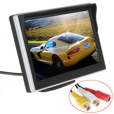 5inch 800*480TFT LCD HD Screen Monitor for Car Rear View Reverse Backup Camera K