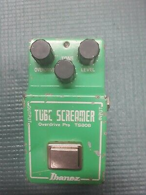 DELUXE TS5 TUBE Screamer Mod Kit with Step by Step Full