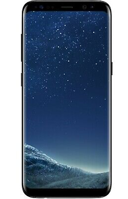 Samsung Galaxy S8 SM-G950U 64GB AT&T Android Smartphone (Shadow LCD)
