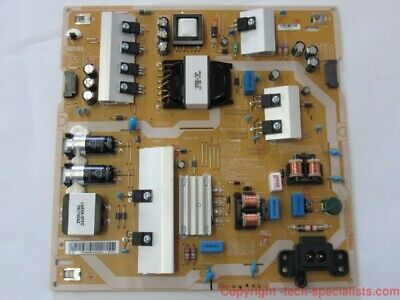 Samsung UN55MU6290FXZA Power Supply Board BN44-00807K