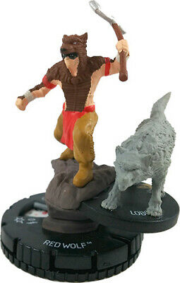 Red Wolf (051) Super Rare M/NM with Card Marvel Avengers Assemble HeroClix