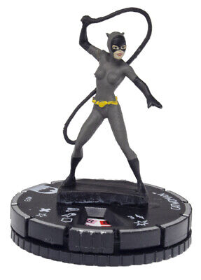 Heroclix Batman the Animated Series Catwoman #013 Common w// Card