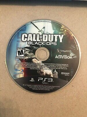 Call of Duty: Black Ops III (PlayStation 3) Disc Only