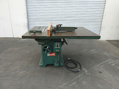 """Oliver 270-D 14"""" Table Saw (Woodworking Machinery)"""