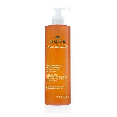 S0553140 96919 Cleansing Gel Rêve De Miel Nuxe (400 ml) Nuxe