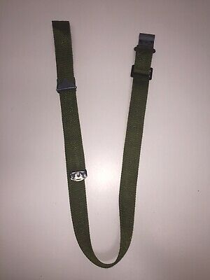 Sling, Small Arms, NSN: 1005-01-083-8113, Military Surplus, Green