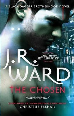 NEW The Chosen By J. R. Ward Paperback Free Shipping