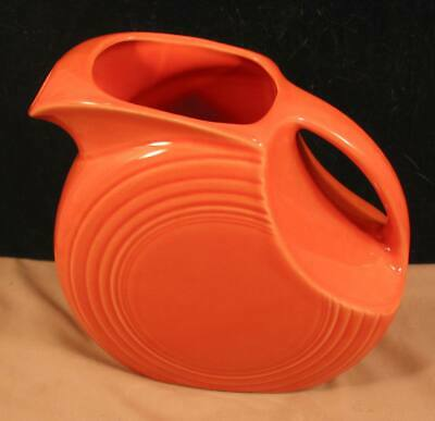 64 Oz Pitcher Fiesta Persimmon by HOMER LAUGHLIN NEW