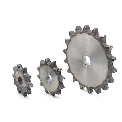 #80 Chain Sprocket 10T-18T Tooth Pitch 25.4mm for #80 Roller Transmission Chain