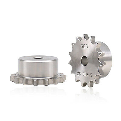 #35 #40 #50 #60 #70 Chain Sprocket Stainless Steel for Roller Transmission Chain