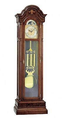 Grandfather clock walnut from Kieninger KN 0117-82-01 NEW